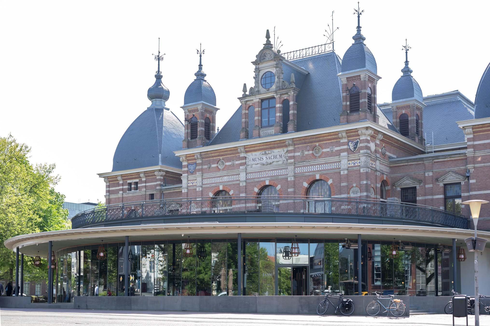 Jans Lekker Arnhems Restaurant Foyer Cafe Terras Jans